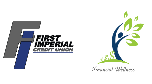 First Imperial Credit Union and Financial Wellness program logo.